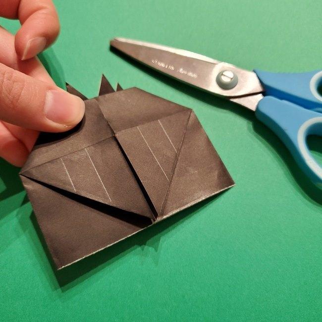 ひめじまぎょうめいの折り紙 折り方作り方2髪 (19)