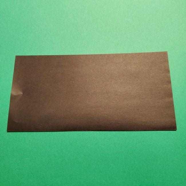 ひめじまぎょうめいの折り紙 折り方作り方2髪 (2)