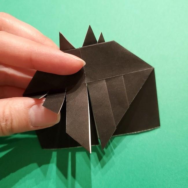 ひめじまぎょうめいの折り紙 折り方作り方2髪 (20)