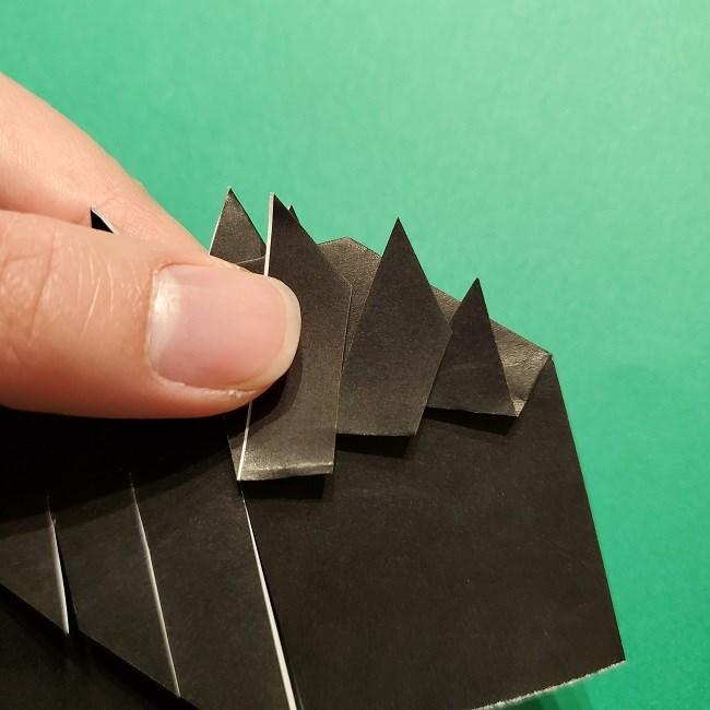 ひめじまぎょうめいの折り紙 折り方作り方2髪 (21)