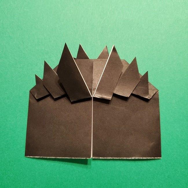 ひめじまぎょうめいの折り紙 折り方作り方2髪 (22)