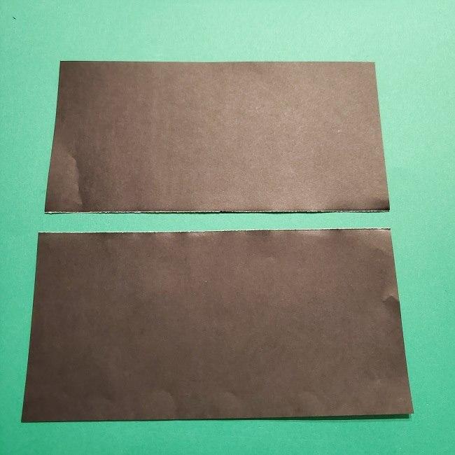 ひめじまぎょうめいの折り紙 折り方作り方2髪 (3)