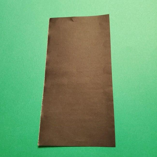 ひめじまぎょうめいの折り紙 折り方作り方2髪 (4)