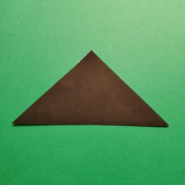 ひめじまぎょうめいの折り紙 折り方作り方3隊服 (2)