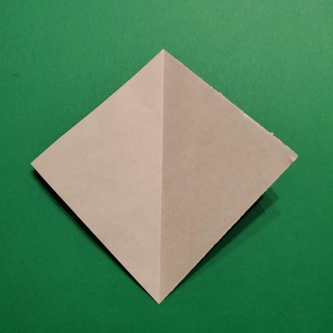 ひめじまぎょうめいの折り紙 折り方作り方3隊服 (3)
