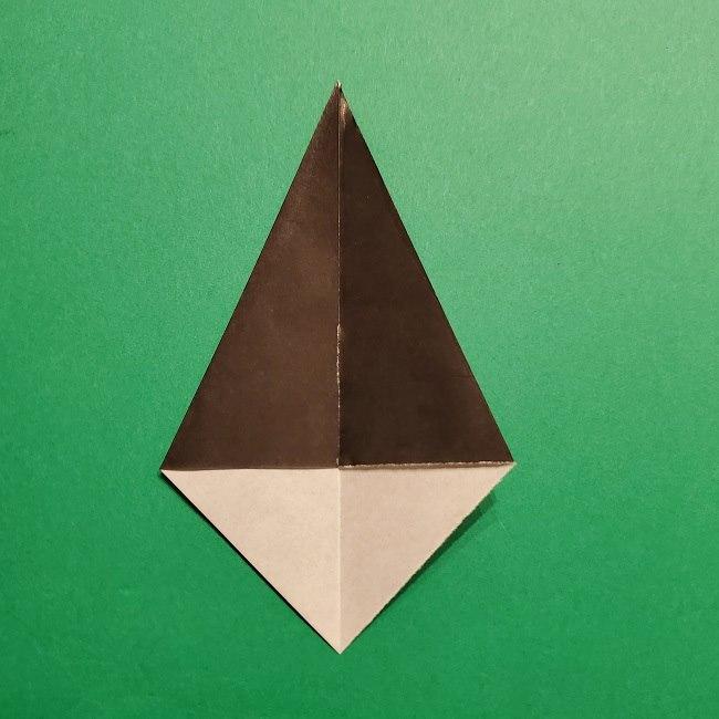 ひめじまぎょうめいの折り紙 折り方作り方3隊服 (4)