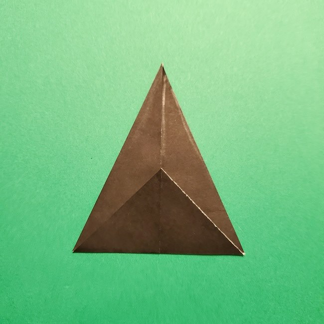 ひめじまぎょうめいの折り紙 折り方作り方3隊服 (5)