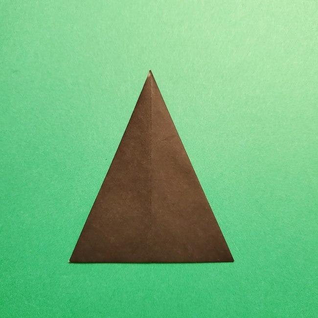 ひめじまぎょうめいの折り紙 折り方作り方3隊服 (6)