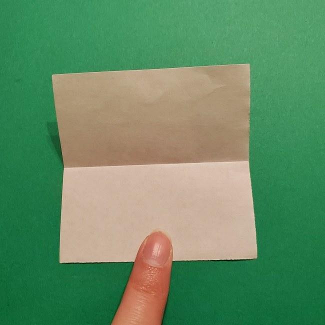 ひめじまぎょうめいの折り紙 折り方作り方4羽織 (3)