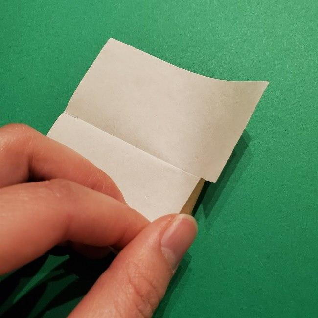 ひめじまぎょうめいの折り紙 折り方作り方4羽織 (5)