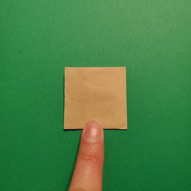 ひめじまぎょうめいの折り紙 折り方作り方4羽織 (8)
