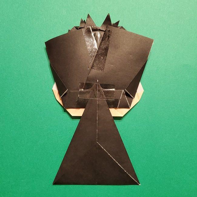 ひめじまぎょうめいの折り紙 折り方作り方5完成 (13)