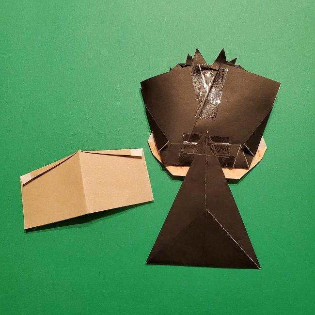 ひめじまぎょうめいの折り紙 折り方作り方5完成 (14)