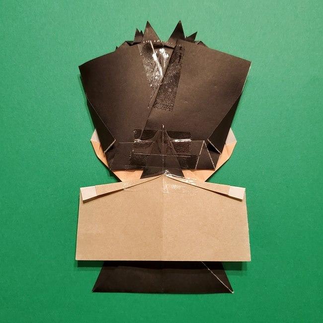 ひめじまぎょうめいの折り紙 折り方作り方5完成 (15)
