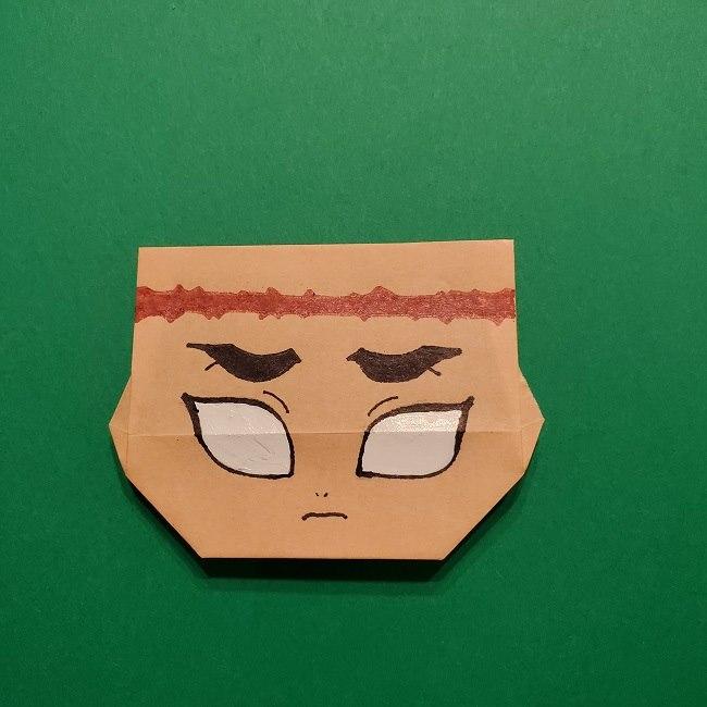 ひめじまぎょうめいの折り紙 折り方作り方5完成 (2)