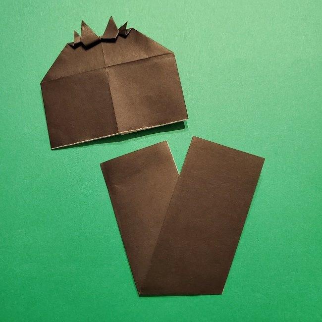 ひめじまぎょうめいの折り紙 折り方作り方5完成 (3)