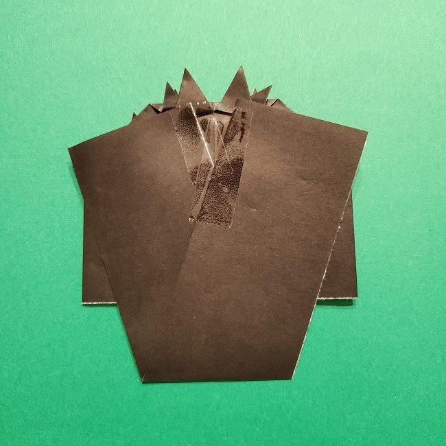 ひめじまぎょうめいの折り紙 折り方作り方5完成 (4)