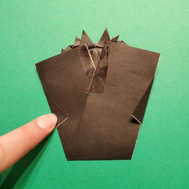 ひめじまぎょうめいの折り紙 折り方作り方5完成 (5)