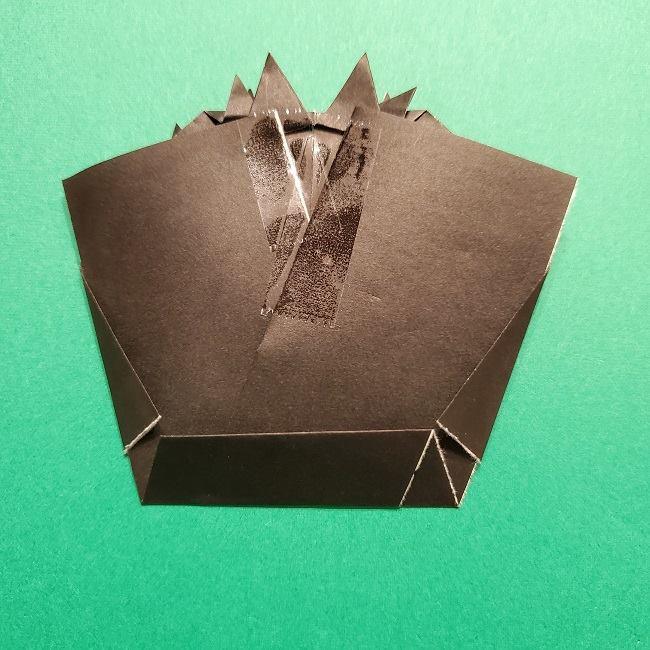 ひめじまぎょうめいの折り紙 折り方作り方5完成 (6)