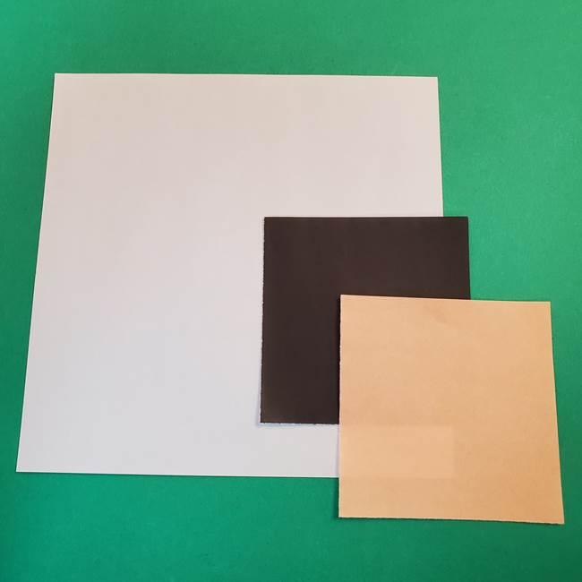 ゆしろうの折り紙の材料*必要なもの(1)