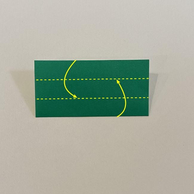 カーネーションの折り紙 幼稚園の子どもでも簡単な折り方作り方 (15)