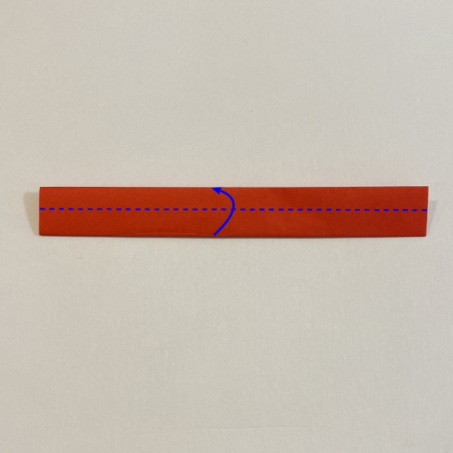 カーネーションの折り紙 幼稚園の子どもでも簡単!折り方作り方 (4)