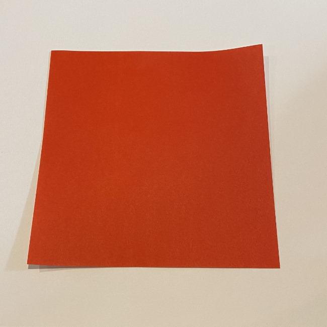 カーネーションの折り紙 幼稚園の子どもでも簡単!折り方作り方