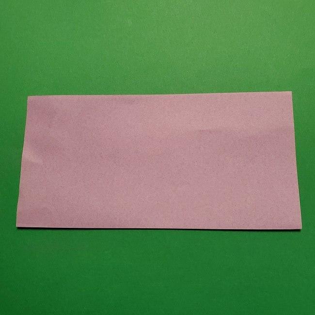ゲッコウガの折り紙 折り方作り方2首 (2)