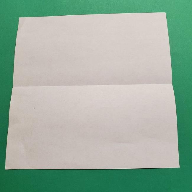 ゲッコウガの折り紙 折り方作り方2首 (3)