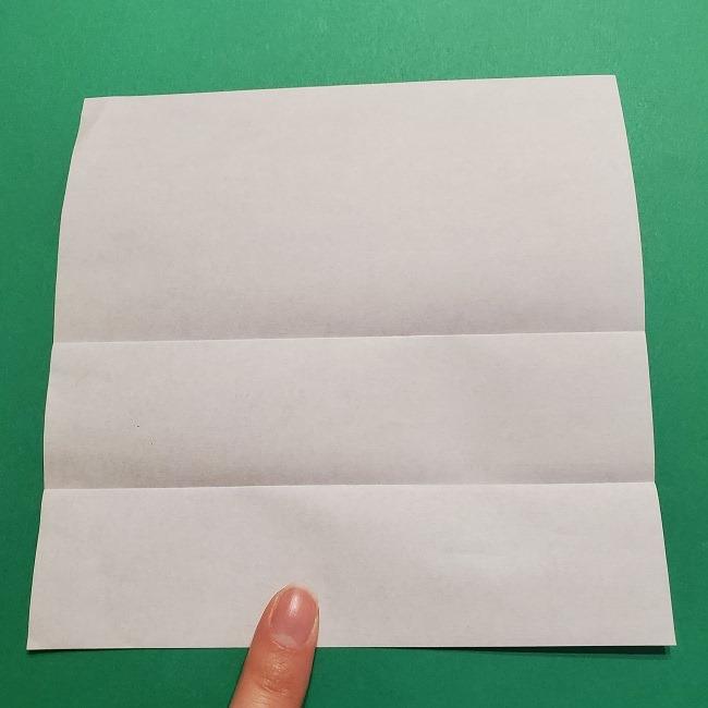 ゲッコウガの折り紙 折り方作り方2首 (5)