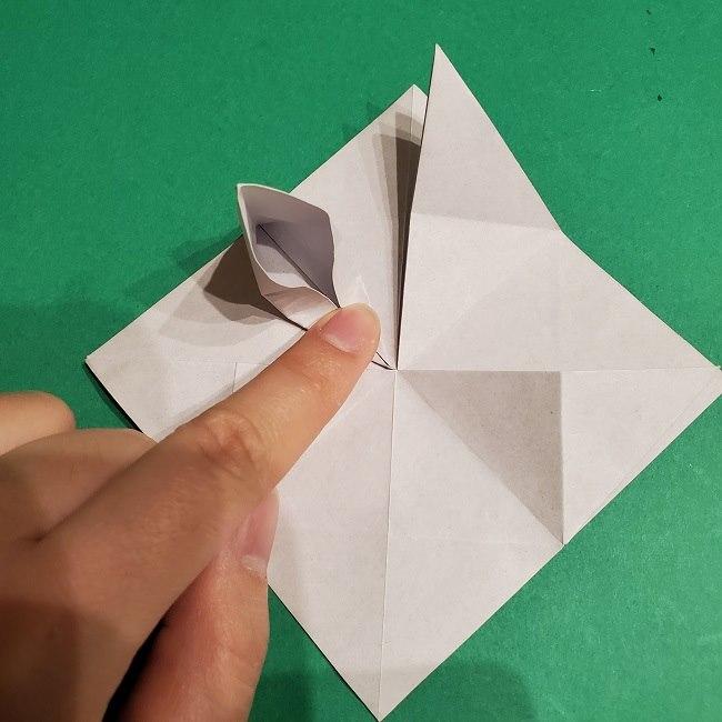 ゲンガーの折り紙 作り方折り方 (11)