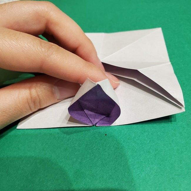ゲンガーの折り紙 作り方折り方 (12)