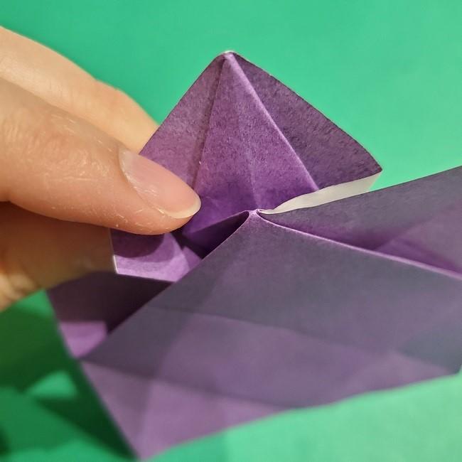 ゲンガーの折り紙 作り方折り方 (16)