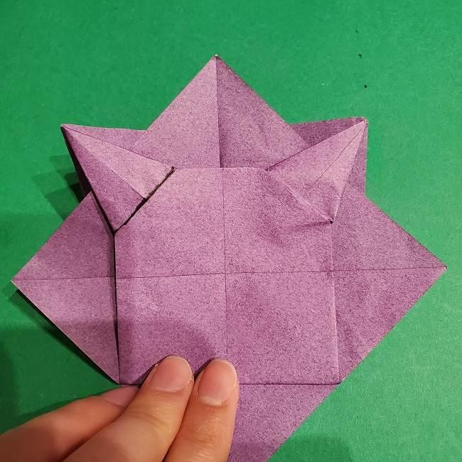 ゲンガーの折り紙 作り方折り方 (23)