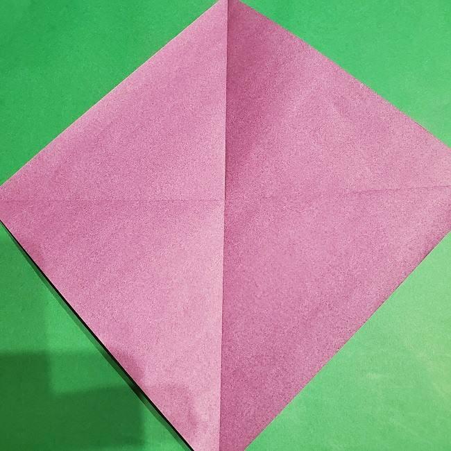ゲンガーの折り紙 作り方折り方 (3)