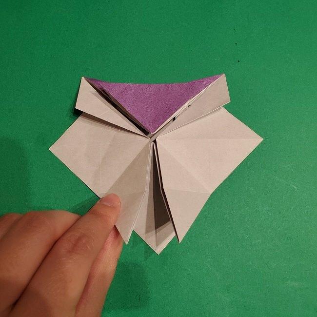 ゲンガーの折り紙 作り方折り方 (32)