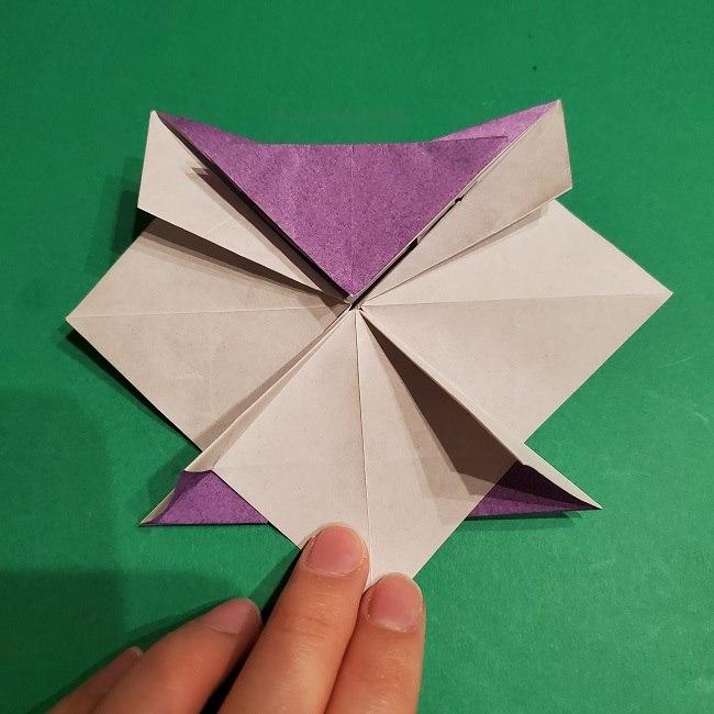 ゲンガーの折り紙 作り方折り方 (35)