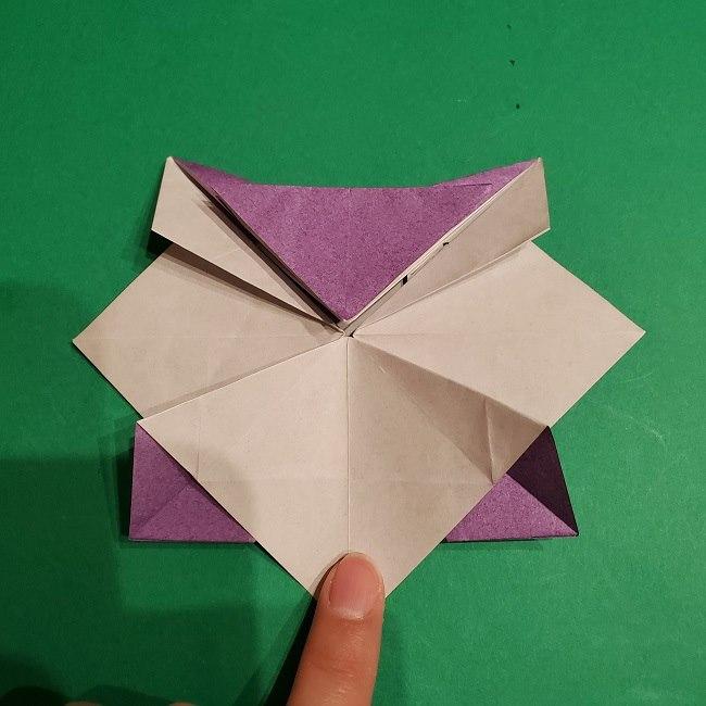 ゲンガーの折り紙 作り方折り方 (36)