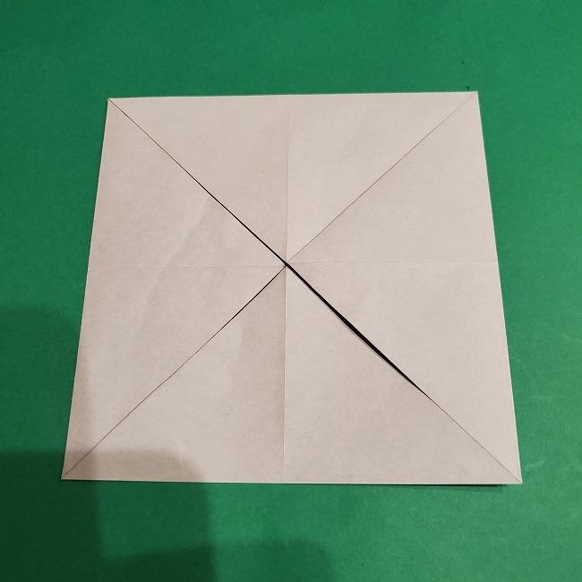 ゲンガーの折り紙 作り方折り方 (4)