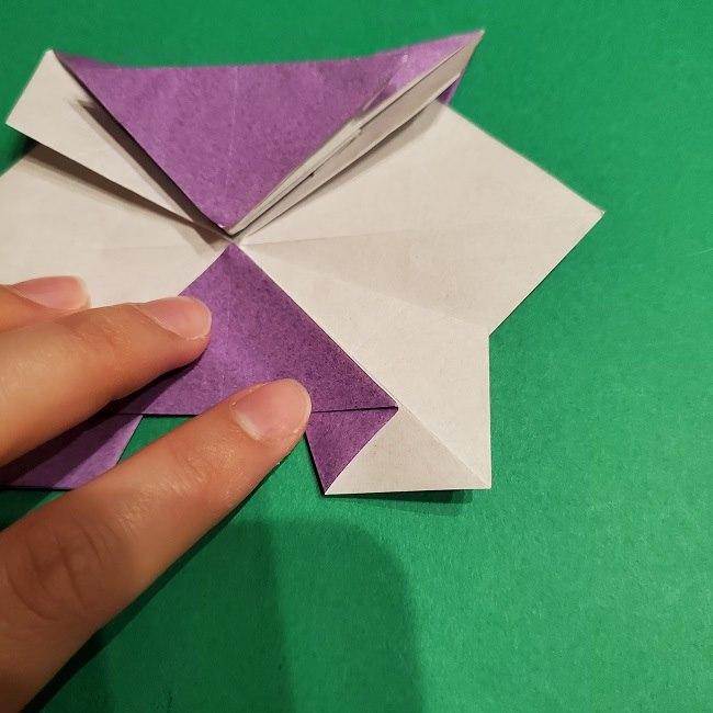 ゲンガーの折り紙 作り方折り方 (41)