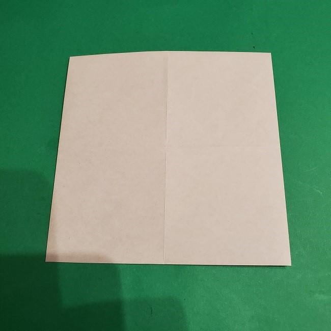 ゲンガーの折り紙 作り方折り方 (5)