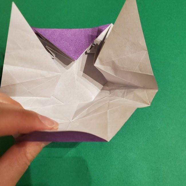 ゲンガーの折り紙 作り方折り方 (53)