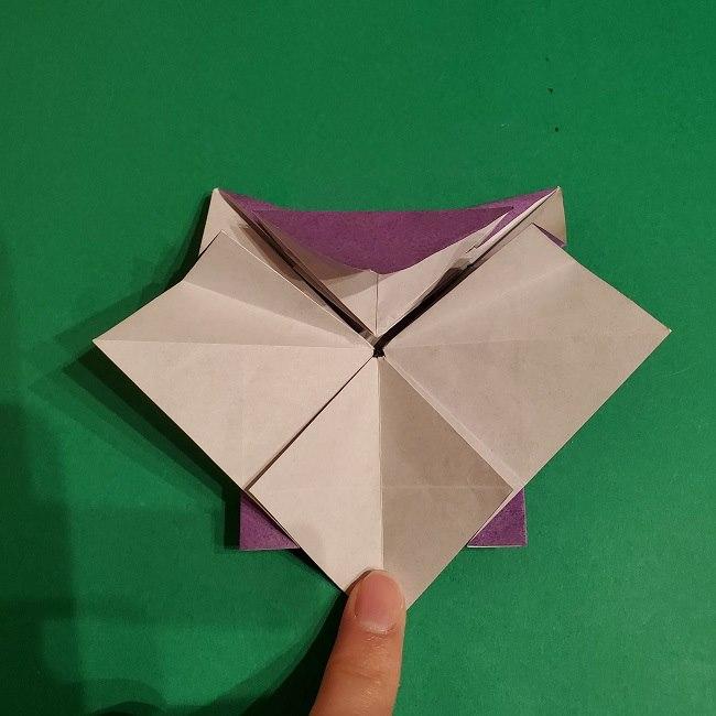ゲンガーの折り紙 作り方折り方 (58)