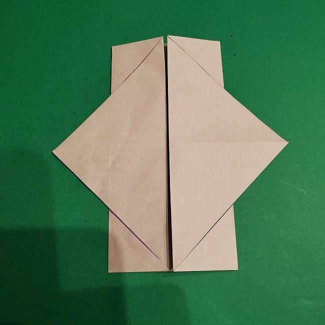 ゲンガーの折り紙 作り方折り方 (6)