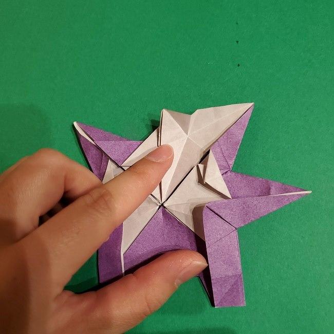 ゲンガーの折り紙 作り方折り方 (73)