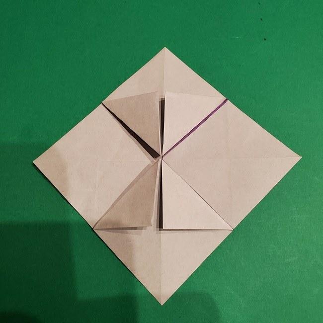 ゲンガーの折り紙 作り方折り方 (8)