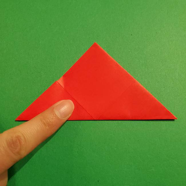 コイキングの折り紙は簡単!実際の折り方作り方(10)