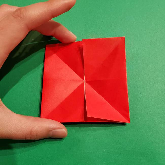 コイキングの折り紙は簡単!実際の折り方作り方(13)