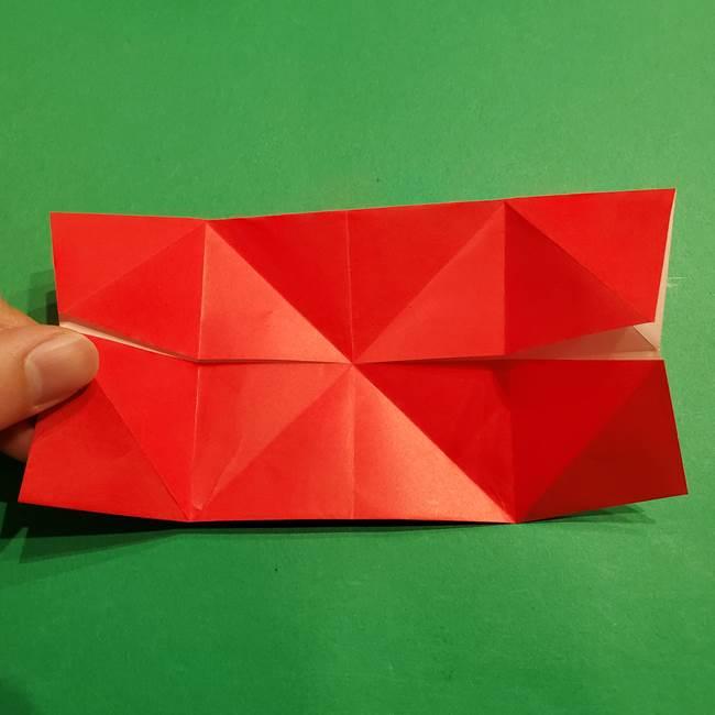 コイキングの折り紙は簡単!実際の折り方作り方(14)