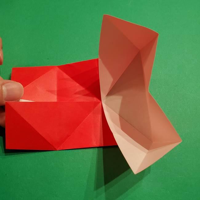 コイキングの折り紙は簡単!実際の折り方作り方(15)